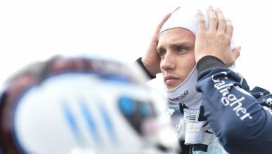 Max Chilton, piloto de Indycar