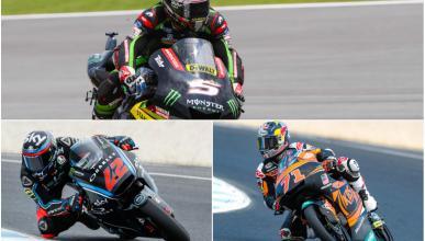 Los mejores debutantes de MotoGP 2017