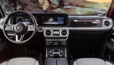 Mercedes Clase G 2018