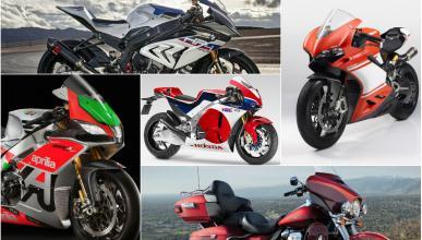 Las motos que te puedes comprar con el gordo de la Lotería de Navidad