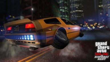 nuevo coche Grand Theft Auto V