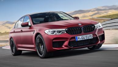 Precio BMW M5 2018