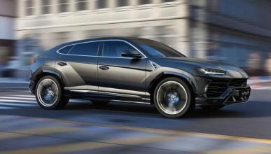 Precio Lamborghini Urus
