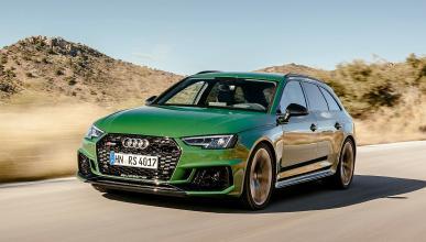 Prueba. Audi RS 4 Avant 2018