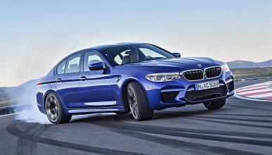 Prueba del BMW M5 2017