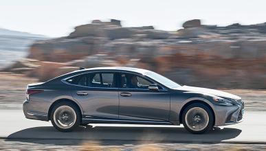 Prueba: Lexus LS 2018