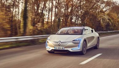 Renault Symbioz: en carretera