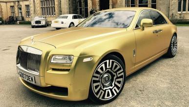 Rolls-Royce con bitcoins