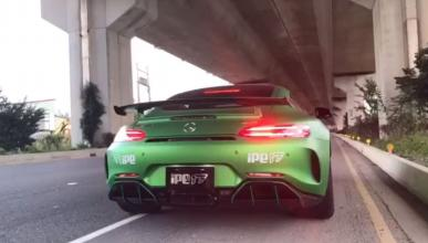 sonido Mercedes-AMG GT R iPE