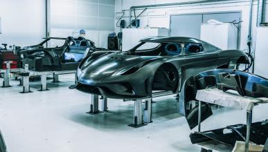 Taller Koenigsegg (2)