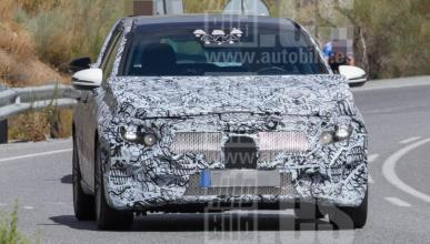 Tres peores rivales Mercedes Clase A 2018