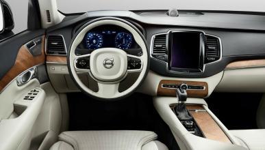Tres secretos del interior del Volvo XC90