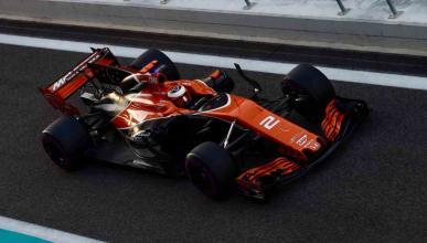 Vandoorne, junto a McLaren