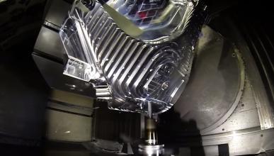 VÍDEO: Así se fabrica un chasis de Kalex
