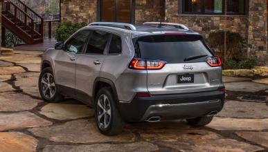 5 Diferencias Jeep Cherokee 2018