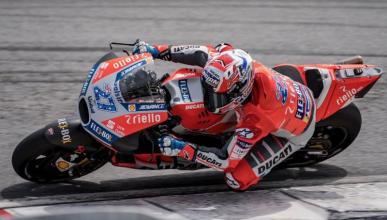 Casey Stoner, a los mandos de la Ducati GP18