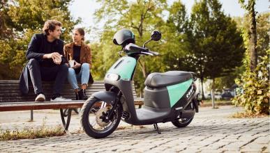 COUP, nuevo servicio de alquiler de motos eléctricas