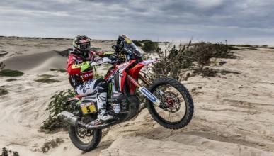 Dakar 2018: Joan Barreda logra una gran victoria en la etapa 5 del