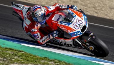 Ducati reconoce que habrá dificultades para renovar a Andrea Dovizioso