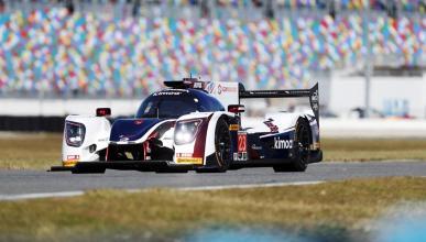 Entrenamientos Daytona Alonso