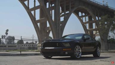 Ford Mustang Kitt