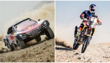 Horarios Rally Dakar 2018