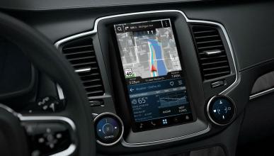 Interior futuros Volvo