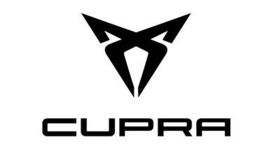 Logo de la marca Cupra de Seat