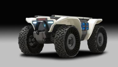 Novedades Honda CES 2018
