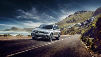 Nuevo VW Tiguan Allspace R-Line