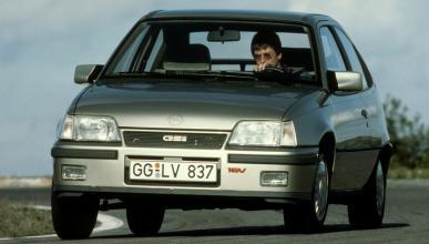 Opel Kadett GSi 16 Válvulas