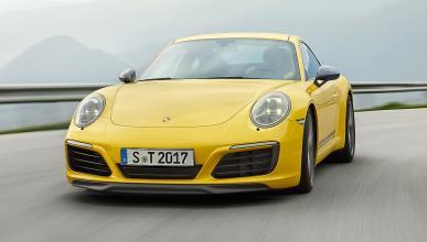 Prueba del Porsche 911 Carrera T