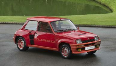 Renault R5 Turbo Enzo Ferrari
