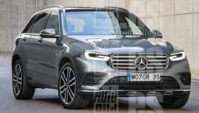 Render Mercedes GLB