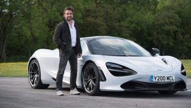 Richard Hammond McLaren 720S