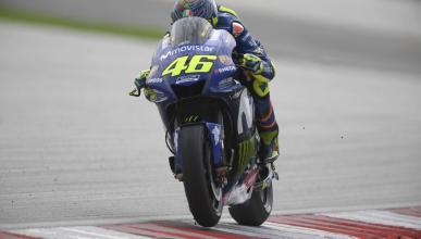 Rossi y Viñales, optimistas tras probar la nueva Yamaha