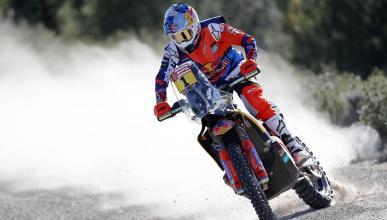Sam Sunderland vence la Etapa 1 del Dakar 2018 en motos