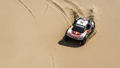 Sebastien Loeb gana la Etapa 4 del Dakar