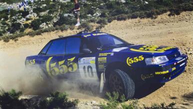 Subaru Legacy RS a subasta