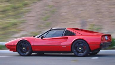 Ferrari 308 GTS eléctrico