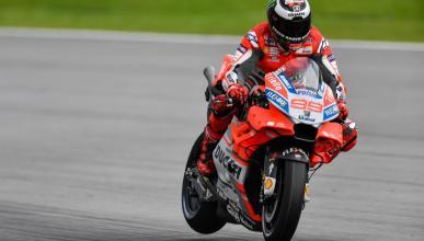 Test MotoGP Sepang 2018: Jorge Lorenzo domina a ritmo de récord el tercer día