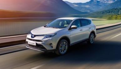 Toyota RAV4 el SUV más vendido del mundo