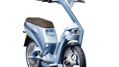 Ujet, moto eléctrica presentada en el CES 2018