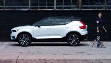 Volvo XC40 lateral