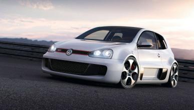 VW Golf GTI W12