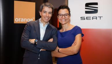 Acuerdo Seat y Orange