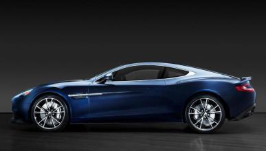 Aston Martin Vanquish Daniel Craig