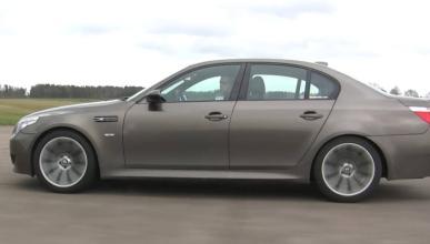 BMW M5 VS Gallardo