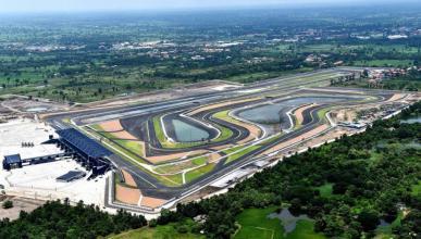 Claves del Circuito de Burinam para MotoGP