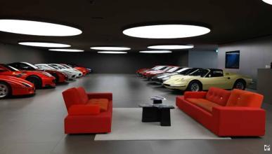 La colección de Ferrari más impresionante del mundo